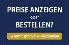 Popup - registrácia - DE