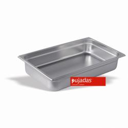 Behälter GN 1/1, 100mm tief - Pujadas Gastronorm CNS