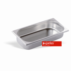 Behälter GN 1/3, 65mm tief - Pujadas Gastronorm CNS
