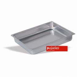 Behälter GN 2/1, 200mm tief - Pujadas Gastronorm CNS