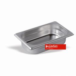 Behälter GN 1/4, 65mm tief - Pujadas Gastronorm CNS