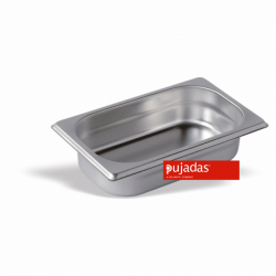 Behälter GN 1/4, 150mm tief - Pujadas Gastronorm CNS