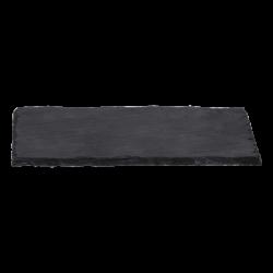 Schieferplatte rechteckig 32,5 x 17,6 cm - FLOW Slate