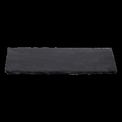 Schieferplatte rechteckig 26 x 16 cm - FLOW Slate