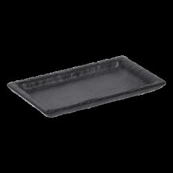 Tablett rechteckig 16,8 x 9,8 cm - FLOW Melamin