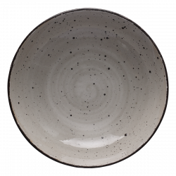Bowl M 19.5 cm Vintage grey - Hotel Inn Chic color