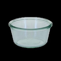 Sturzform 290 ml, H: 54 mm, ø: 110 mm - Weck Glas ohne Deckel