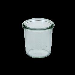 Ministurzglas 140 ml, H: 70 mm, RR60 - Weck Glas ohne Deckel