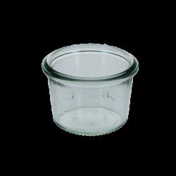 Ministurzglas 0.8 dl, H:47 mm, ø 70 mm - Weck Glas ohne Deckel