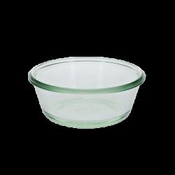 Gourmetglas 3 dl, H: 48 mm, ø: 125 mm - Weck Glas ohne Deckel