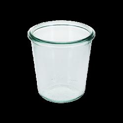Sturzglas 8.5 dl, H: 147 mm, ø: 110 mm - Weck Glas ohne Deckel