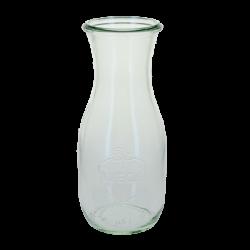 Saftflasche 530 ml, H 184mm, ø: 80mm RR60 - Weck Glas ohne Deckel