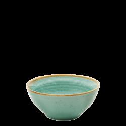 Bowl 15.5 cm Spiral - Gaya Sand türkis Lunasol