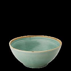 Bowl 20 cm Spiral - Gaya Sand türkis Lunasol