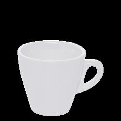 Kaffee-Obere 0.18 lt ital. Form - Lunasol Hotelporzellan uni weiss