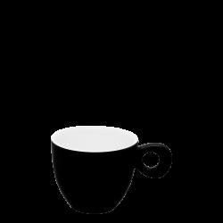 Mocca-Obere, 1.0 dl - RGB schwarz gloss Lunasol