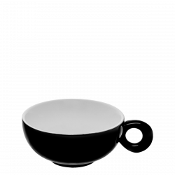 Tee Obere / Tea for one - RGB schwarz gloss Lunasol