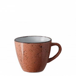 Kaffee Obere 25 cl Vintage terracotta - Hotel Inn Chic color