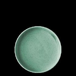 Teller flach Event 20 cm - Gaya RGB Vintage Blau gloss Lunasol