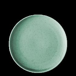 Teller flach Event 25 cm - Gaya RGB Vintage Blau gloss Lunasol