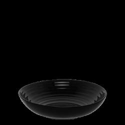 Teller tief Coupe 235mm Spiral - Gaya RGB schwarz gloss Lunasol
