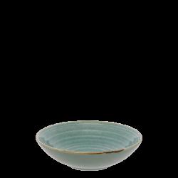 Teller tief 19.5 cm Spiral - Gaya Sand türkis Lunasol