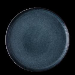Teller flach U-Coupe 280 mm - Gaya Atelier Night Sky