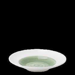 Pastateller 25 cm olive / weiss aussen - Grand Hotel Premium color