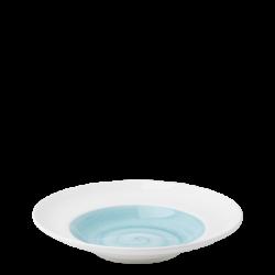Pastateller 25 cm azul / weiss aussen - Grand Hotel Premium color