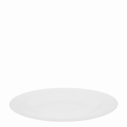 Teller flach 28 cm - Lake Side Platinum Line