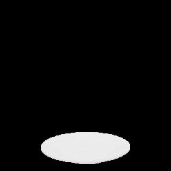 Teller flach 17 cm - Lake Side Platinum Line
