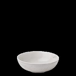 Teller tief Coupe / Bowl 18 cm rocca /sand glasur aussen - Elements Earth color