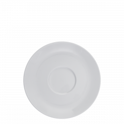Kaffee-Untere 0.18 lt ital. Form, 14.5cm - Elements Hotelporzellan