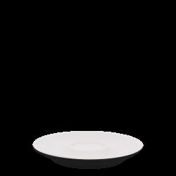 Kaffee-/Tee Untere 15cm - RGB schwarz gloss Lunasol
