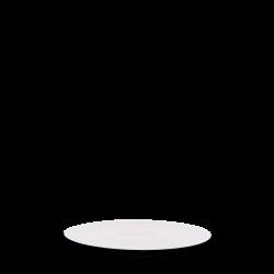 Mocca-Untere 12.5 cm - RGB schwarz gloss Lunasol