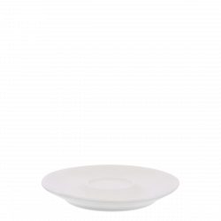 Kaffee-/Tee Untere 15 cm - RGB weiss gloss Lunasol