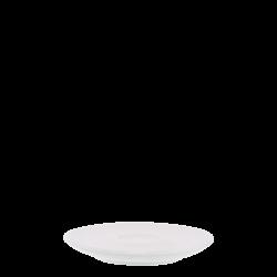 Mocca-Untere 12.5 cm - RGB weiss gloss Lunasol
