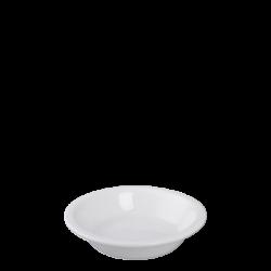 Schälchen/Fruit bowl 14.5 cm - Lunasol Hotelporzellan uni weiss