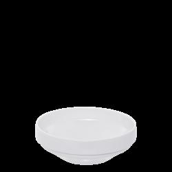 Bowl 13 cm - Lunasol Hotelporzellan uni weiss