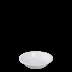 Schälchen/Fruit Bowl 12.5 cm - Lunasol Hotelporzellan uni weiss