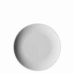 Teller flach 21cm - Rosenthal Mesh weiss
