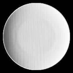 Teller flach 30cm - Rosenthal Mesh weiss