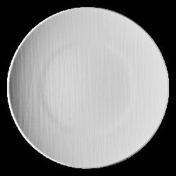 Teller flach 33cm - Rosenthal Mesh weiss
