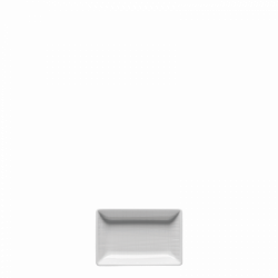 Schale 10 x 7cm - Rosenthal Mesh weiss