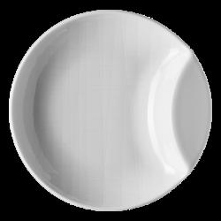 Schale flach 12cm - Rosenthal Mesh weiss