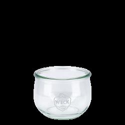 Tulpenform, 580ml, H:85mm, RR100mm - Weck Glas ohne Deckel