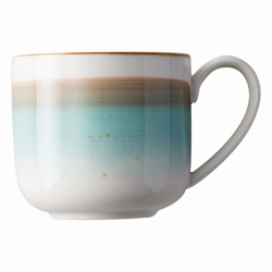 Mug 2.8 dl / 80 mm - Gaya RGB Rustico gloss Lunasol