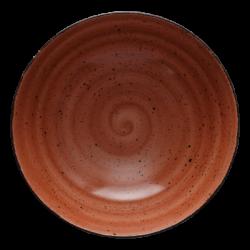 Bowl L 21 cm Vintage terracotta - Hotel Inn Chic color