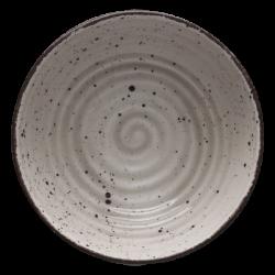 Bowl XS 11 cm Spiral Vintage grey - Hotel Inn Chic color