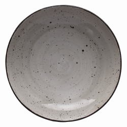 Bowl L 21 cm Vintage grey - Hotel Inn Chic color